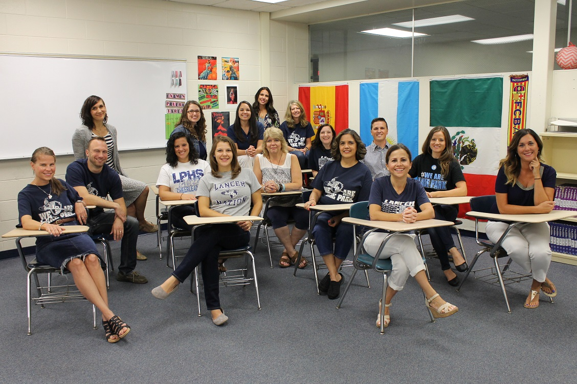 Teachers in the World Languages Department