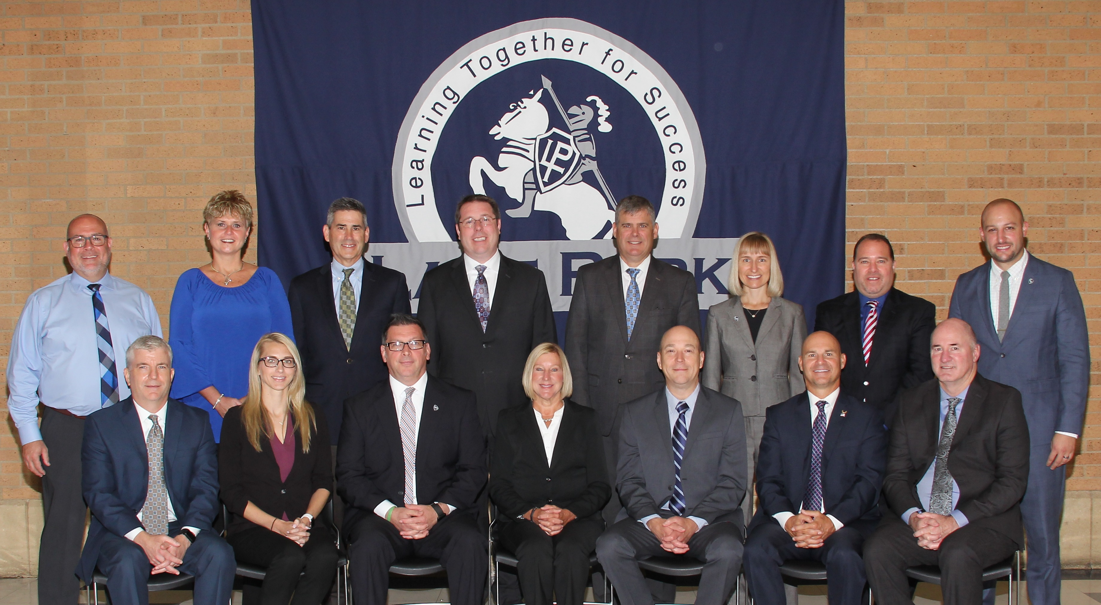 Members of the District Administrative Team