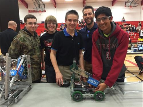 Educational Foundation Lpef Robotics Partnership