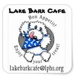 Lake Bark Cafe logo